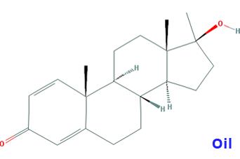 Метандиенон (oil base)